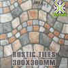 Rustic Ceramic Ink-Jet Floor Tiles 300*300 mm