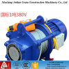 Kcd 1-2t 380V Wire Rope Electric Hoist Winch (Factory, ISO9001)