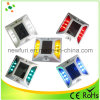 IP68 Reflective Flashing Aluminum Solar Road Marker