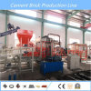 Full Automatic Buring-Free Concrete Cement Block Making Machine