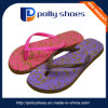 Hot Selling PVC Slipper Cheap Ladies Slipper Accessories