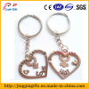 Wholesale High Quality Metal Heart Key Chain, Promotional Gifts Keychains