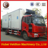 Euro4 FAW J6 Fresh Meat Refrigerated Truck