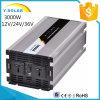 3000W 12V/24V/48V DC-Input 110V/220V AC-Output Pure Sine Wave off Grid Tie Inverter