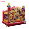 Top Quality Lilytoys PVC Tarpaulin Kids Bouncer Inflatable Castle