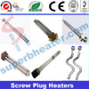 Immersion Screw Plug Tubular Heaters for Liquid Heating