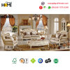 European Home Furniture Leather 1+2+3 Sofa Set (HC803)