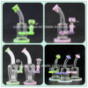 Shining Multiple Colorful Perc Glass Smoking Water Pipe Hookah