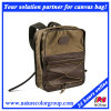 Mens Fashion Canvas Backpack for Laptop and Book