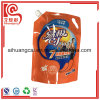 Customized Washing Liquid Packing Stand up Plastic Bag