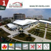 Large 40m Arch Double Decker Tent Design with Glass Wall for Exhibition