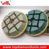 Concrete Floor Diamond Wet Resin Polishing Pads