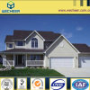 Prefab Steel Structure Villa Heat Insulation for Cold Area ISO Ce Standard