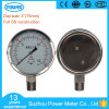 Capsule Low Bellows Pressure Gauge 15 Kpa and Mmaq