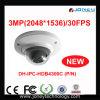 Poe, SD Memory Card Slot 3MP Full HD Mini Dome IP Camera