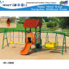 Backyard Swing and Slide Playground Children Outdoor Playsets (HC-13806)