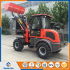 Ce Certificatio Front End Mini Wheel Loader with Spare Parts