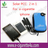 Newest Solar Pcc Charger for E Cigarette, Mobile Phone