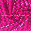 Jacquard Tricot Velvet P/Sp 88/12, 195GSM Lycra Knitting Fabric for Lady′s Dress