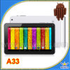 Cheap Tablet 9 Inch Allwinner A33 Quad Core 8g ROM