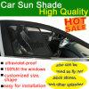 Breathable Mesh Fabric Sonata Sunshade, Foldable Steel Wire Framed