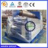 Universal metal sheet bending and rolling machine W12S-25X4000