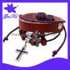 2014 GUS-LB-088 Classic Fashion Leather Flower Bracelet Jewelry