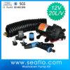 Seaflo 24V 5.0gpm 70psi DC Washdown Pump Kit /Marine Fittings