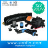 Seaflo 24V 5.0gpm 70psi DC Washdown Pump Kit /Marine Fittings
