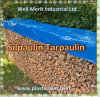 Silpaulin Polyethylene Tarpaulin Used for Outdoor Covers