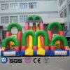 Coco Water Design Inflatable Combination Maze Bouncer Castle LG9081