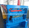 Hard Metal Floor Decking Roll Forming Machine