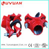 Grooved Plumbing Clamps for Fire Protection System