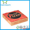 Custom Logo Print Corrugated Cardboard Paper Pizza Packing Box