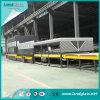 Luoyang Landglass Supply Flat/Bent Horizontal Glass Tempering Furnace