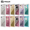 360 Full Cover Clear Robot Liquid Mobile Case 2017 for iPhone 7 7plus