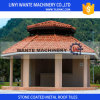 Building Material Stone Chip Metal Roofing Tiles