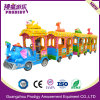 Amusement Park Rides Electric Trackless Elephant Train for Children