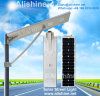 20W All-in-One/ Integrated Solar Garden LED Street Light