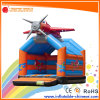 Inflatable Airplane Jumping Moonwalk Bouncer for Kids (T1-009)