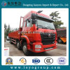 Sinotruk 12 Wheels Hohan Dump Tipper Truck with 300HP