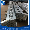 Galvanized Fabricated Steel Stair