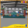 Outdoor Playground Jungle Inflatable Soft Mountain Climbing for Salr (AQ01324-2)