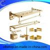 Space Aluminum Gold Bathroom Accessories Set (Bh-01285)