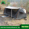 Outdoor Camper Canvas Double Swag Tent