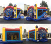 Durable PVC Inflatable Air Bed / Bounce House Clearance