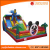 China Inflatable Toy /Jumping Bouncy Castle Bouncer Penguin Slide (T4-181)