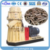 Flat Die Wood Sawdust Pellet Mill with CE Approval