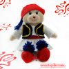 Plush Teddy Bear Bear Doll (CWJ0004)