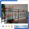 Security Powder Coated Iron Balcony Fence / Economic Iron Balcony Fence/Railing